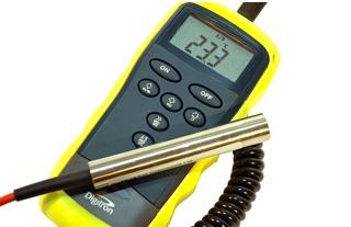 PT100 Resistance Temperature Sensor